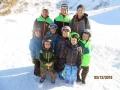 erster Tag 3-tages-Skikurs