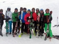 Gruppenfoto Ski Perfekt