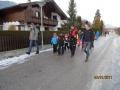 Skilager 2017: Fackelwanderung