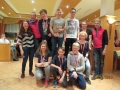 Skilager 2018 Abschlussrennen mit Siegerehrung