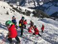 Skilager 2019 - Auf der Piste
